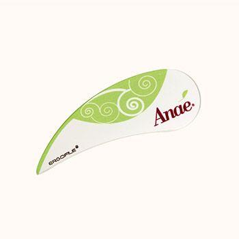 Lime à ongles ergonomique en verre Anaé