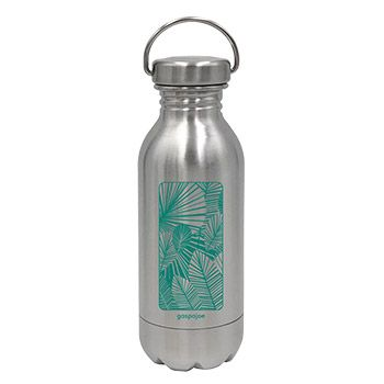 Gourde en inox Daily Mini Gaspajoe 330ml - Jungle