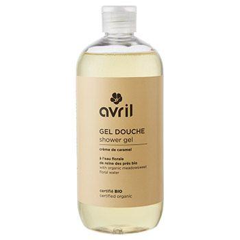 Gel douche Crème de Caramel Bio Avril
