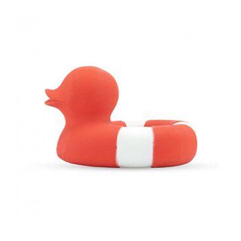Jouet de bain Flo The Floatie Rouge