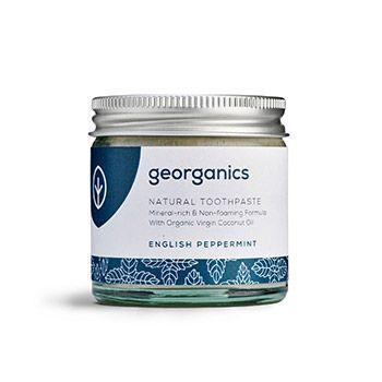 Dentifrice Georganics - Menthe poivrée