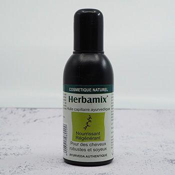 Huile capillaire ayurvédique Herbamix