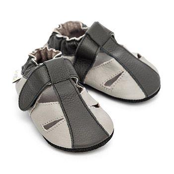 Sandales en cuir souple Liliputi Stone Modèle 2020