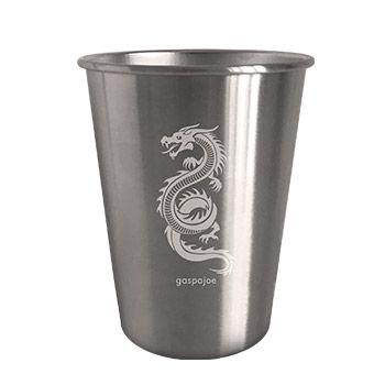 Gobelet en Inox Gaspajoe - Dragon