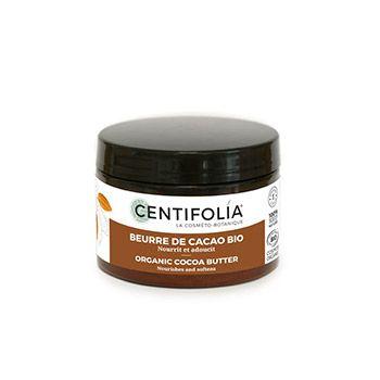 Beurre de cacao Bio 125ml Centifolia