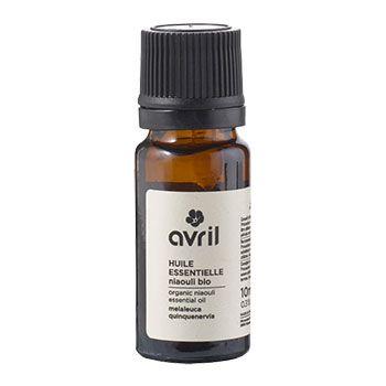 Huile essentielle Avril - Niaouli Bio 10ml