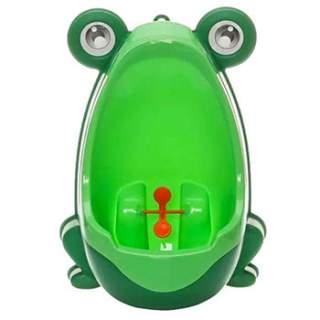 Petit urinoir d'apprentissage Grenouille verte
