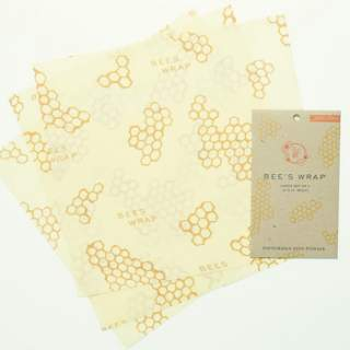 3 emballages Bee's Wrap L Original