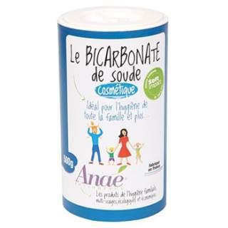 Bicarbonate de soude Cosmétique Anaé