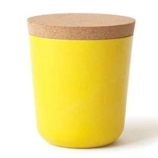 Bocal en bambou Lemon Biobu