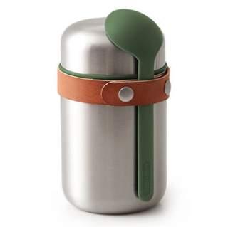 Pot isotherme Food flask Black + Blum - Olive