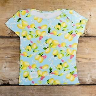 Tee-Shirt anti-UV Culla Di Teby - Citron