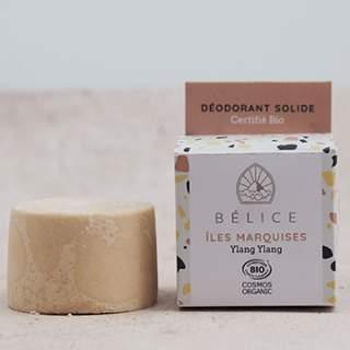 Déodorant solide bio Belice - Iles marquises
