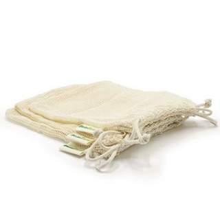 Filet en coton pour lingettes lavables Bambaw