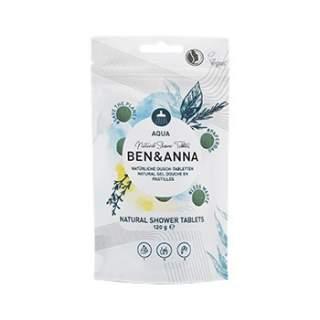 Gel douche en pastille Ben & Anna - Aqua