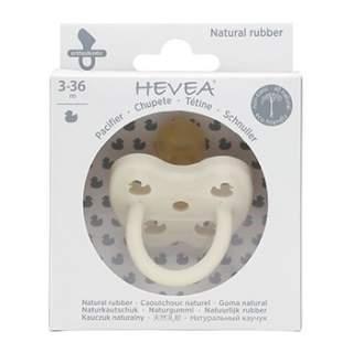 Tétine physiologique en caoutchouc naturel Hévéa - Snow White 3/36mois