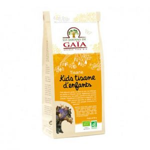 Kids tisane d'enfants Les jardins de Gaïa - 50g
