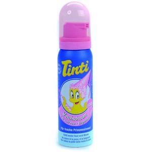 Mousse pour le bain rose Tinti