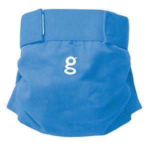 Culotte little gPants gDiapers Gigabyte blue
