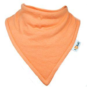 Bavoir bandana Lookidz Orange