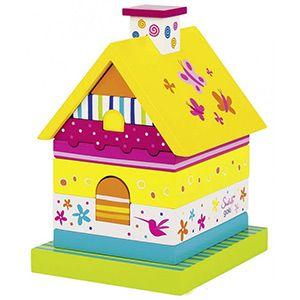 Maison à empiler Susibelle Goki