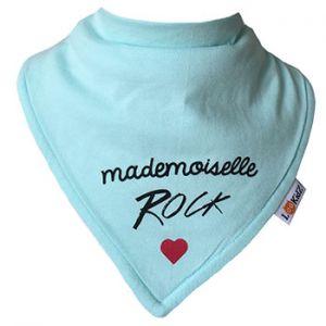 Bavoir bandana Lookidz Mademoiselle ROCK