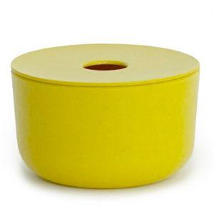 Petite Boîte de Stockage Bambou Lemon BIOBU