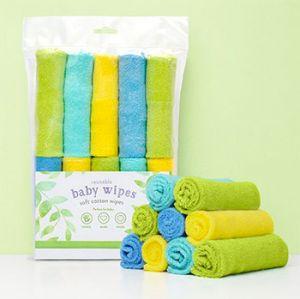 Lingettes lavables Bambino Mio