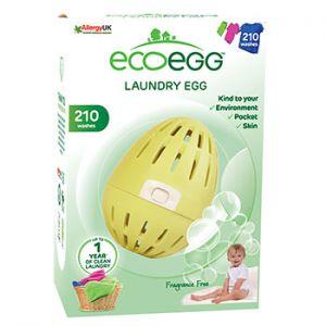Œuf de lavage sans parfum EcoEgg - 210 lavages