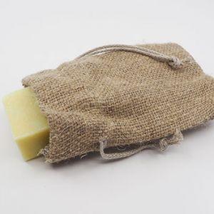 Pochette à savon en chanvre Altero Sac