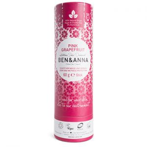 Déodorant stick Papertube Ben & Anna Pink Grapefruit