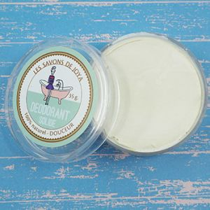 Déodorant solide en boite sans bicarbonate Les savons de Joya