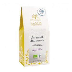 Thé blanc Le secret des muses Les jardins de Gaïa - 40g