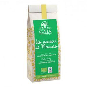 Thé vert Un Amour de Maman Les jardins de Gaïa - 100g