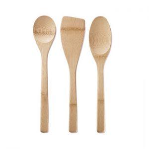Lot de 3 ustensiles Basics Bambu