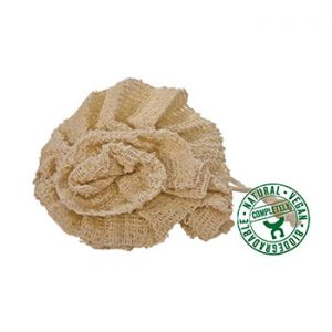 Eponge fleur Sisal Croll & Denecke