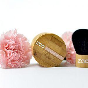 Fond de teint Mineral Silk bio rechargeable Zao