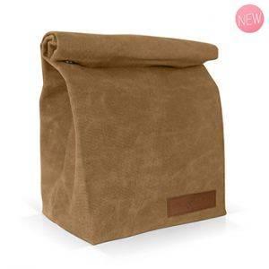 Lunch bag Label Tour - Camel