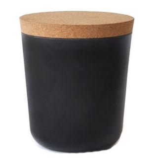 Bocal en bambou Black Biobu