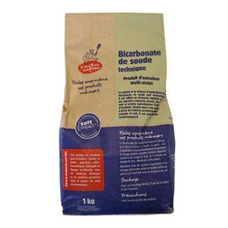 Bicarbonate de soude technique La Droguerie Ecologique