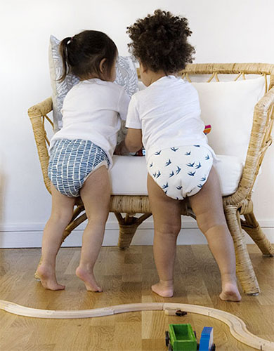 culottes d'apprentissage réutilisable