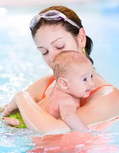 maillot bébé nageur