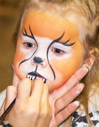 déguisement enfants maquillage bio