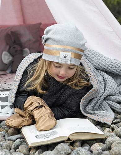 hiver froid avec bébé